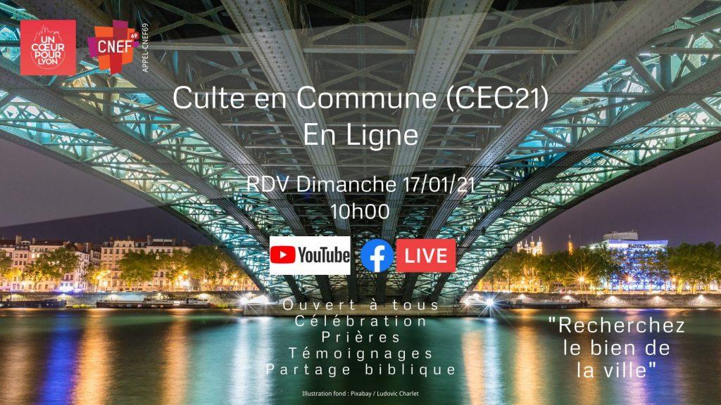 Affiche CEC21